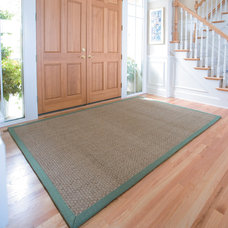 Contemporary Carpet Flooring by Sisal Rugs Direct
