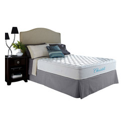 """Christeli - Versailles 10"""" - Size: Queen Mattress - Mattress only is being sold. Accessories not included."""