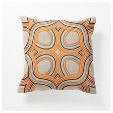 Contemporary Decorative Pillows by Rakuten