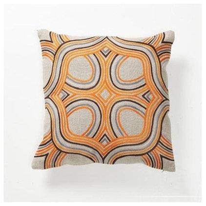 Contemporary Decorative Pillows by Rakuten
