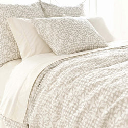 Pine Cone Hill - veena duvet cover (grey) - This item comes in��grey.��This item size is��various sizes.