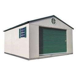 Buildings Available - Temloc 12'x16' Deluxe Steel Building