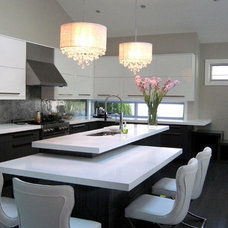 Modern Dining Room by Karnak Pro Builders