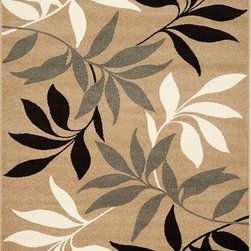 Kalora - Kalora Casa Autumn Rectangular Brown Area Rug - Modern and transitional designs are harmonized in browns reds and browns greys and blues in the Camino/Casa Collection. This collection offers exceptional durability and value.Prior to 1984 the company's founders had begun working together on a United Nations project in Somali refugee camps eventually realizing their goal of starting a multi-national non-profit company for development called International Development Enterprises (IDE). At the time it was not feasible for a charity like IDE to own a business. Kalora was thus established as a hybrid company to match needs of suppliers from the developing world with needs of customers in the western world. This concept fit well with the larger effort of using business principles to launch the development company IDE. Kalora's objectives were to be a successful business but also to be a steady source of financial support for IDE. With IDE already working in Africa and Asia it was decided that some products should be test marketed. Natural fibre jute rugs from Bangladesh were one of the initial product lines. Sample rugs were purchased then sent to and displayed at a private furniture show put on by Palliser Furniture in Winnipeg Canada. The initial response was encouraging. Over the years Kalora has had the opportunity to expand its selection of products and sources of supply including machine-made rugs from Belgium and Turkey as well as hand made rugs from India. Because furniture helps sell rugs and rugs help sell furniture Palliser and Kalora have maintained a very close business relationship since Kalora began distributing rugs in Canada and the USA. It continues to be a great privilege for Kalora to partner with IDE as IDE seek to use enterprise to increase the income of families who live on less than a dollar a day in developing countries around the world. Features include Yarn-dyed and color fast Spot clean with mild soap and water Professional cleaning rec