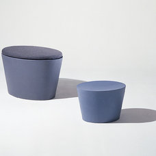 Modern Living Room Chairs by thehumansolution.com