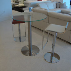 Contemporary Indoor Pub And Bistro Tables by CCS Architecture and Interior Design
