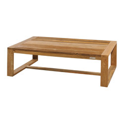 Mama Green - Avalon Coffee Table - FSC Certified Reclaimed Teak Coffee Table