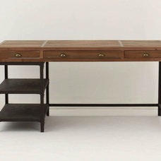 Industrial Desks by Anthropologie