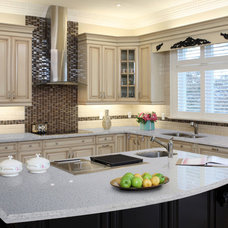 Kitchen Countertops by M S International, Inc.