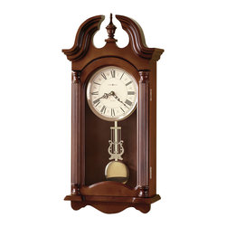 Howard Miller - Howard Miller Classic Dual Chime Grandfather Wall Clocks |  EVERETT - 625253  Everett