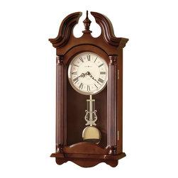 Howard Miller - Howard Miller Classic Dual Chime Grandfather Wall Clocks |  EVERETT - 625253  Everett