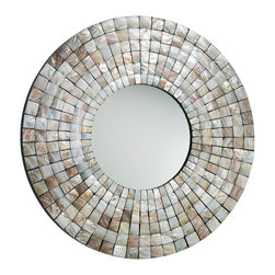 Mosaic Tile Mirror - *Mosaic Tile Mirror