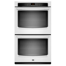 30-inch Electric Double Wall Oven with Precision Cooking™ System (MEW7630AW Whit