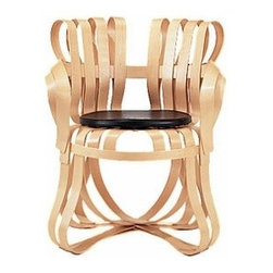 Knoll - Knoll | Cross Check™ Arm Chair - Design by Frank Gehry, 1992.