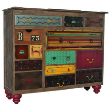 Rustic Dressers by High Camp Home