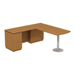 Office carts stands find computer cart and stand designs online - Extra long office desk ...