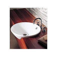 Contemporary Bathroom Sinks by designerhardware.com