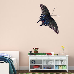 Butterfly Vinyl Wall Decal ButterflyUScolor005; 72 in. - Vinyl Wall Decals are an awesome way to bring a room to life!