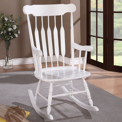 Chair - Rock yourself to a state of relaxation with this rocking chair ...