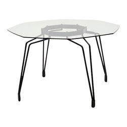 Kubikoff - Diamond Table, Black Powder - Diamond Table