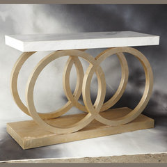 contemporary side tables and accent tables by Shine