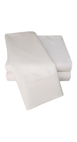 1000 Thread Count Cotton Rich Queen Ivory Sheet Set - Cotton Rich 1000 Thread Count Queen Ivory Sheet Set