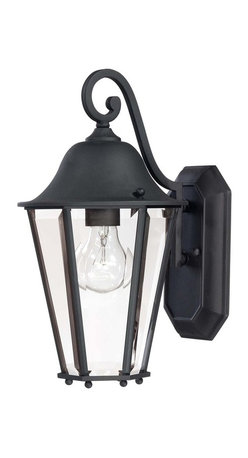 Savoy House Lighting - Savoy House Lighting Truscott Traditional Outdoor Wall Sconce X-KB-1126-5 - Give your home a fresh look with this eye-catching group from Savoy House.