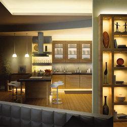 LED Under Cabinet Lighting - Quality Light