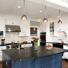 Traditional Kitchen by Foxcraft Design Group