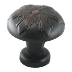 Cosmas - Cosmas 7682ORB Oil Rubbed Bronze Cabinet Knob - Manufacturer: Cosmas