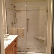 Traditional Showers by DRS Custom Fabrication LLC