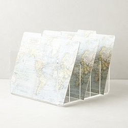 Anthropologie - Lucite Desk Collection - *By Russell & Hazel