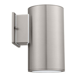 Eglo - Eglo 90119A Ascoli Contemporary Outdoor Wall Sconce - Eglo 90119A Ascoli Contemporary Outdoor Wall Sconce