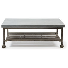 Industrial Coffee Tables by Indeed Decor