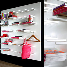 Modern Storage Units And Cabinets Book Shelf