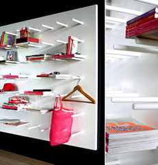 modern bookcases cabinets and computer armoires Book Shelf