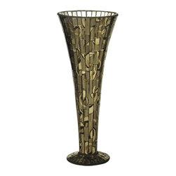 Dale Tiffany - Dale Tiffany PG10255 Boa Small Vase - Boa Small Vase
