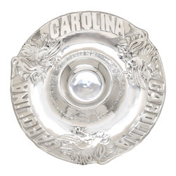 Arthur Court - South Caroline Chip & Dip Tray - Wash by hand with mild dish soap and dry immediately. Product not intended as cookware. Can withstand 350 F. Refrigerator and freezer safe.