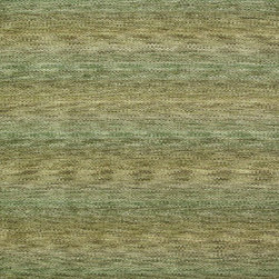 "Loloi - Loloi Frazier Area Rug, Herbal Garden, 5'x7'6"" - Hand-loomed in India of 100-percent wool the new Frazier celebrates bold colors in an attractive multi-stripe design. A pile and loop construction adds textural dimension to this highly salable series."