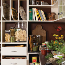 Contemporary Pantry Cabinets by California Closets