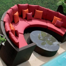 Contemporary Sectional Sofas by Kenza Imports