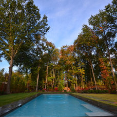 Traditional Pool by Town & Country Pools, Inc.