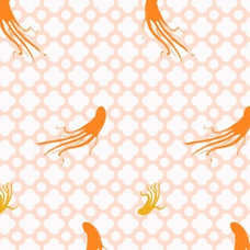 Eclectic Upholstery Fabric by Spoonflower