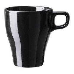 IKEA of Sweden - FÄRGRIK Mug - Mug, stoneware black