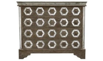 Contemporary Accent Chests And Cabinets by Clayton Gray Home
