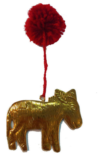 Eclectic Christmas Ornaments by Furbish