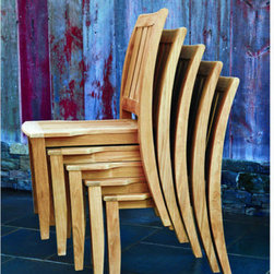 Outdoor Furniture - Ipanema dining side chair | Lawn & Leisure