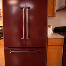 Contemporary Refrigerators And Freezers by LumberTown