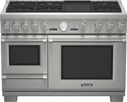 Modern Gas Ranges And Electric Ranges by Thermador
