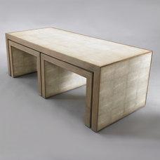 Modern Coffee Tables by DwellStudio